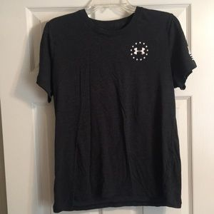 Under armour freedom t shirt